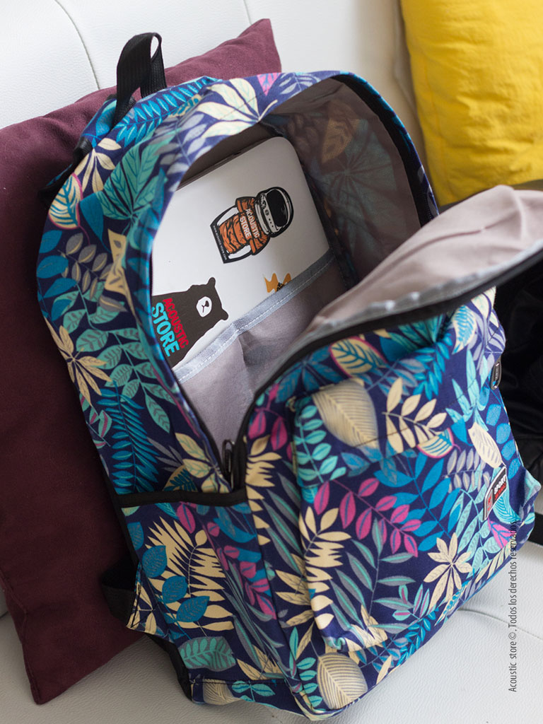 Morral hojas
