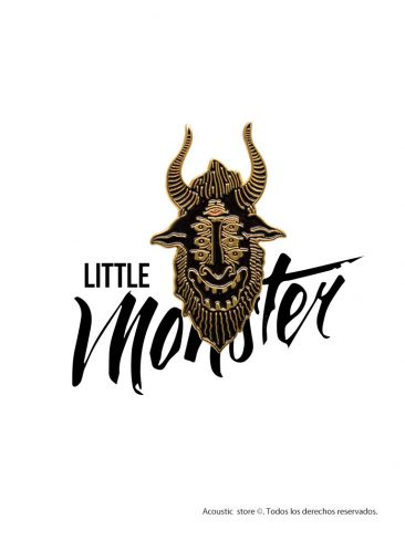 pins little monster