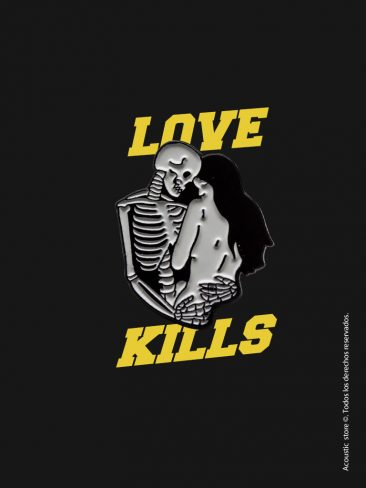 pins love kills