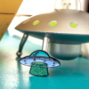 Pins nave extraterrestre