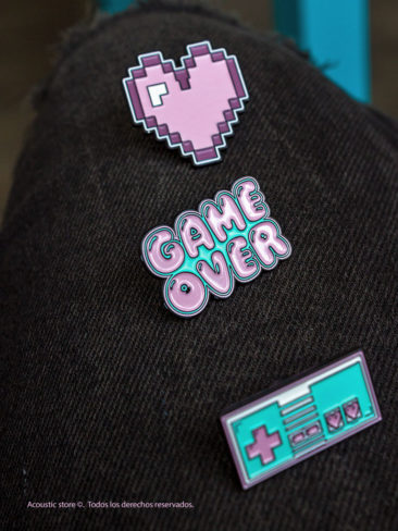 Pins video game