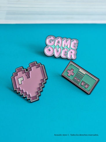 Pins game over