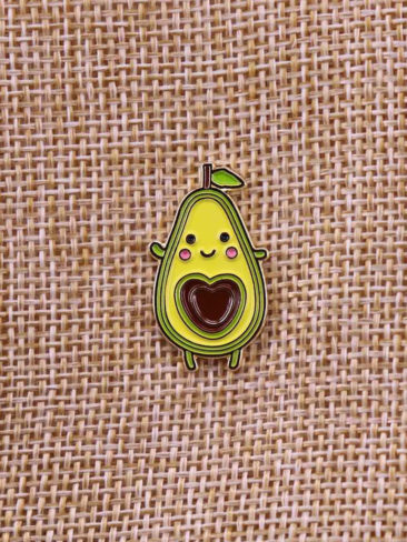 Pin aguacate tiernito