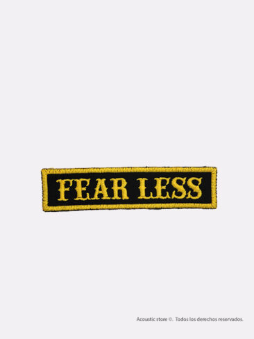 Parche fear less