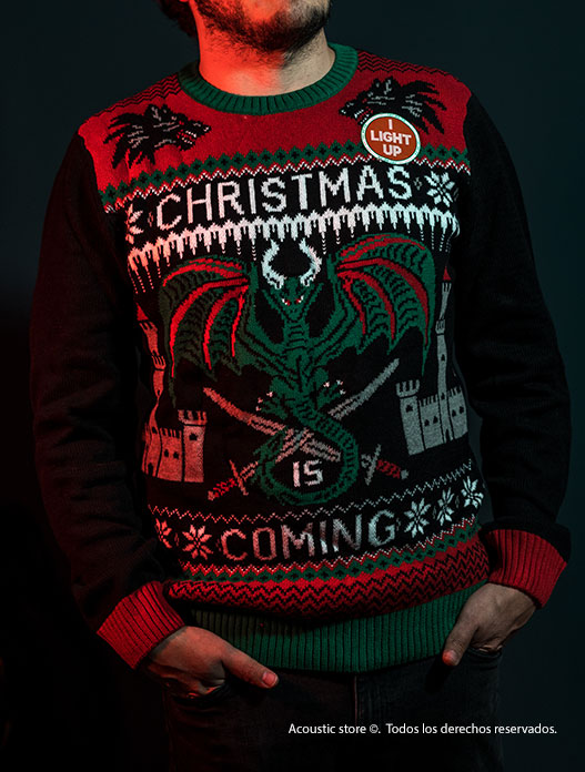 Game of thrones Christmas ugly sweaters