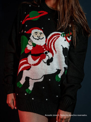 Unicorn Christmas ugly sweaters